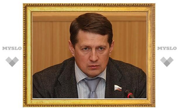 Глава администрации Тулы занялся тульскими дворами