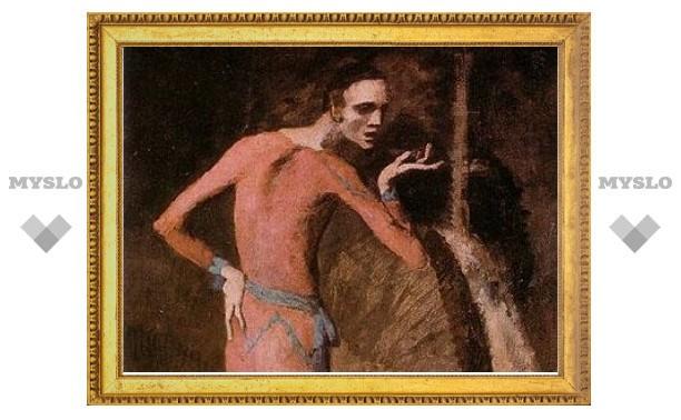 Посетительница музея Метрополитен порвала картину Пикассо