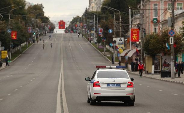 8 октября тульские полицейские задержали водителя-наркомана