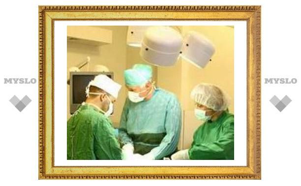 Шведы впервые удалили аппендикс через рот