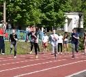 В Кимовске выбрали лучших легкоатлетов