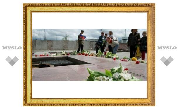 На Косой Горе восстановят мемориал