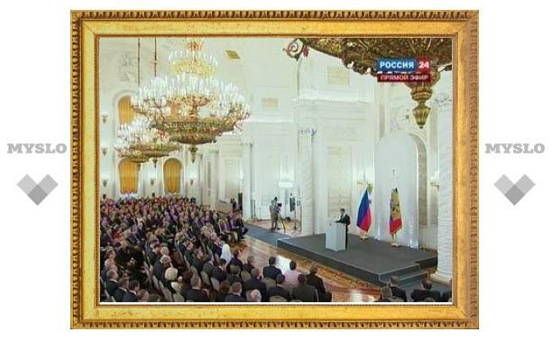 Президент отдал на модернизацию сэкономленные средства бюджета
