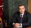 Алексей Дюмин поздравил туляков с Новым годом