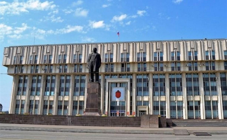 В воскресенье дежурным по Туле назначен Юрий Терехов