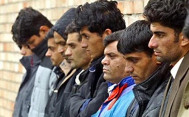 3 января в Туле поймали 14 нелегальных мигрантов