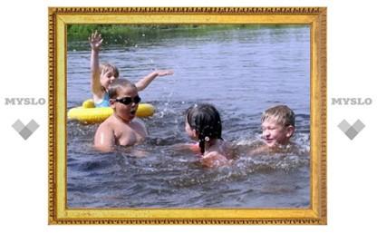 В Туле можно купаться лишь на трех прудах