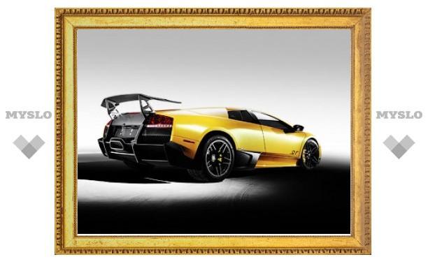 Компания Lamborghini разорвала отношения с российским дилером