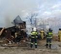 В Туле на улице Рихарда Зорге сгорела голубятня и сарай