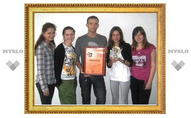 Юные журналисты из Тулы стали лучшими на международном фестивале