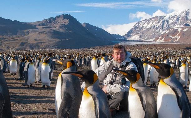 Тульский фотограф стал призёром международного фотоконкурса Global Arctic Awards