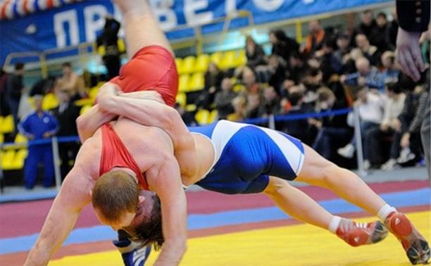 Тульские борцы привезли четыре медали с соревнований в Орловской области