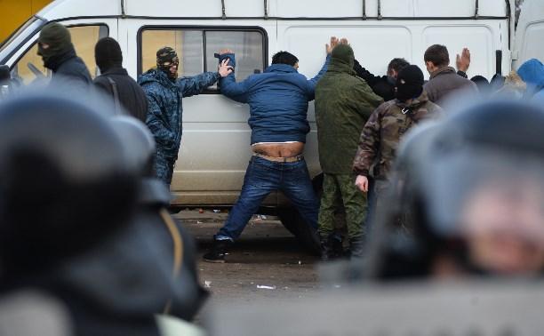Четверых жителей Плеханово наказали за неповиновение сотрудникам полиции