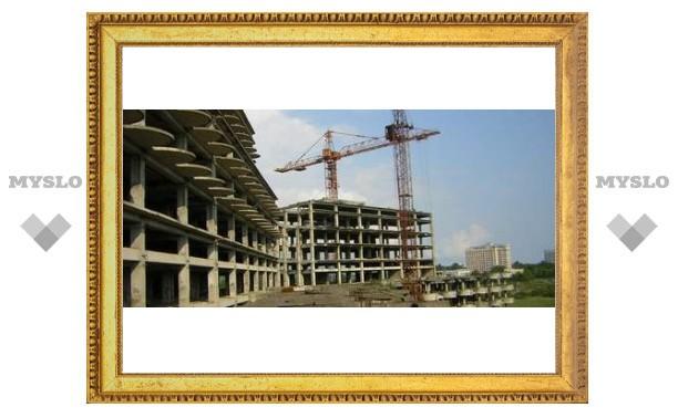 В Туле построят муниципальное жилье