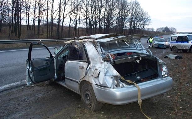 В результате ДТП на трассе М4 «Дон» пострадал ребенок
