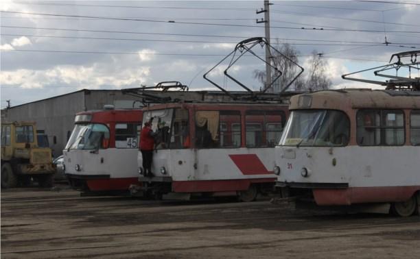 В Пролетарском районе с 1 декабря меняется движение трамваев
