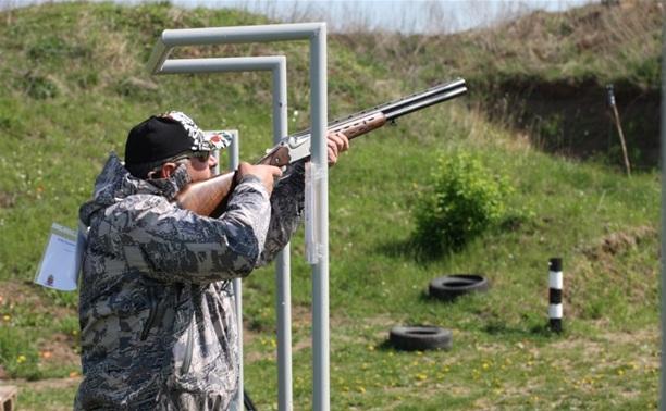 В Алексине стартовали соревнования по стендовой стрельбе