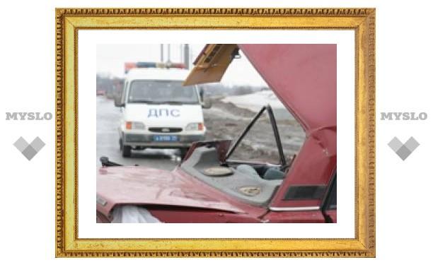 Автокатастрофа на Восточном обводе в Туле (ФОТО)