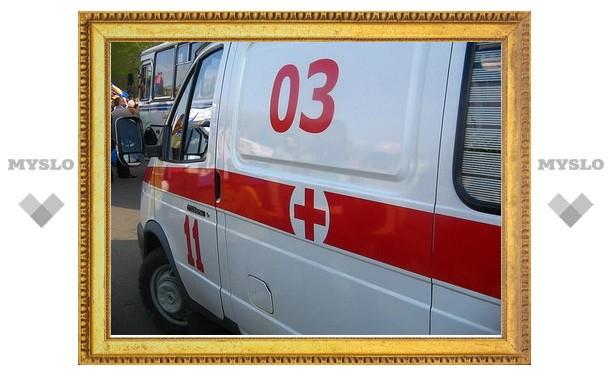 В аварии под Тулой пострадал ребенок