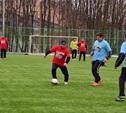 Футболисты-ветераны сыграли турнир в память о своем товарище