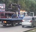 С вечера 12 июня на ул. Менделеевской будет работать эвакуатор