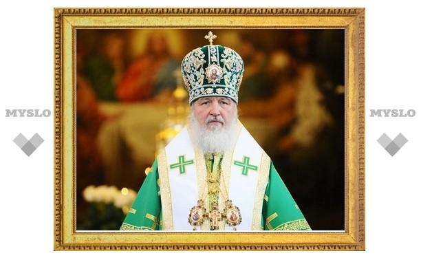 Патриарх Кирилл велел священникам навестить пострадавших в терактах