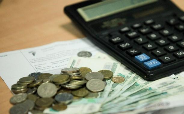 Долг за «коммуналку» у тулячки сняли со счёта в банке