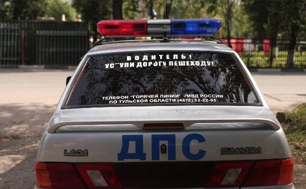 Под Новомосковском мужчина погиб, перевернувшись на «Ауди»