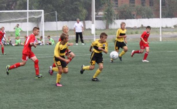 Юные футболисты «Арсенала» и «Химика» сыграли в Кубке «Черноземья»