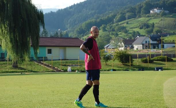 Словацкий защитник Лукаш Тесак прибыл в расположение «Арсенала»