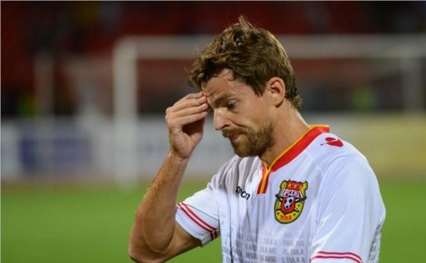 Дмитрий Смирнов получил серьезную травму в матче с «Торпедо»