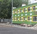 В селе Зайцево завершается строительство детского сада