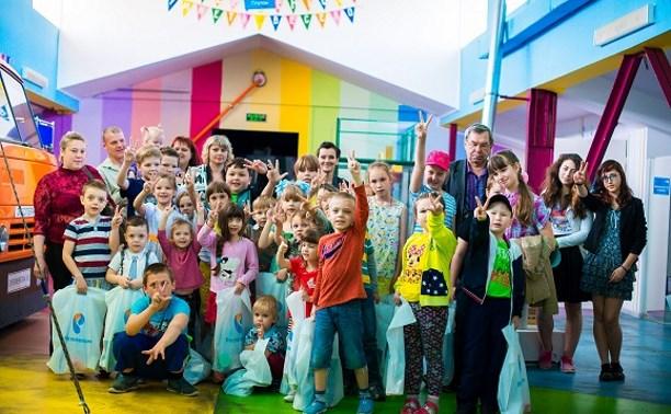 Лето для тульских ребят начинается с волшебных чудес от «Ростелекома»