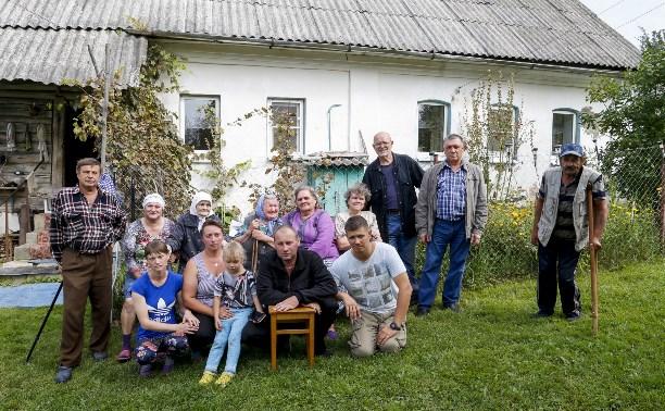 Жители деревни Зыбино Тульской области: «Мы в войну жили лучше, чем сейчас»