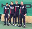 Туляк Тимофей Скатов стал чемпионом Европы в составе сборной России по теннису
