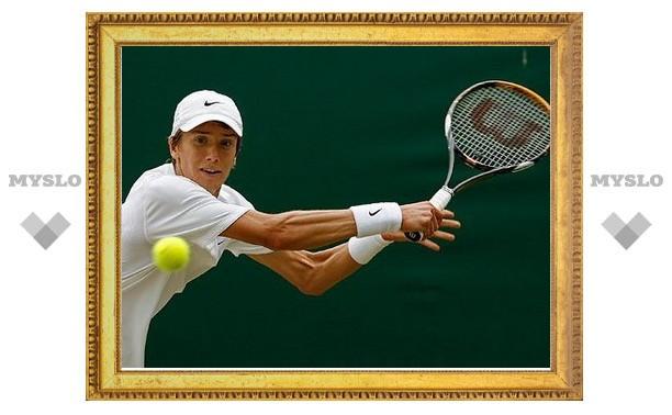 Тульский теннисист Андрей Кузнецов поднялся в рейтинге
