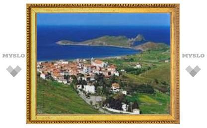 На греческом острове Лемнос освящено мемориальное казачье кладбище
