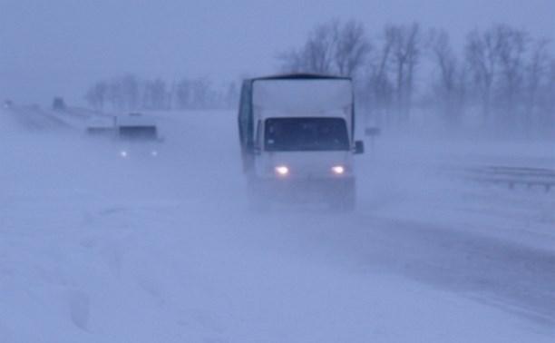 Росавтодор не рекомендует тулякам выезжать на трассы в ближайшие дни