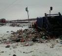В Тульской области после ДТП восстановлено движение на железной дороге