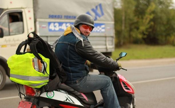 Двукратный рекордсмен Гиннесса устроит мотопробег через Тулу