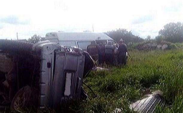 В аварии в Богородицком районе погиб водитель внедорожника