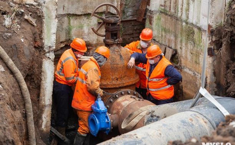1 апреля в южной части Тулы отключат водоснабжение: где жителям раздадут воду?