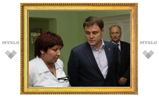 Владимир Груздев проверит работу ефремовских чиновников