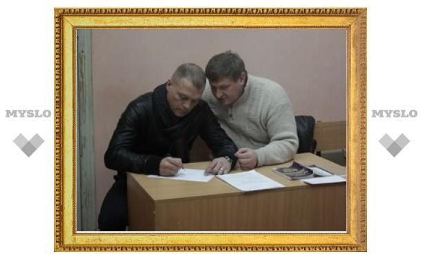 """Тульский депутат о том, как загладил моральный вред перед полицейскими: """"Пусть это будет секретом"""""""