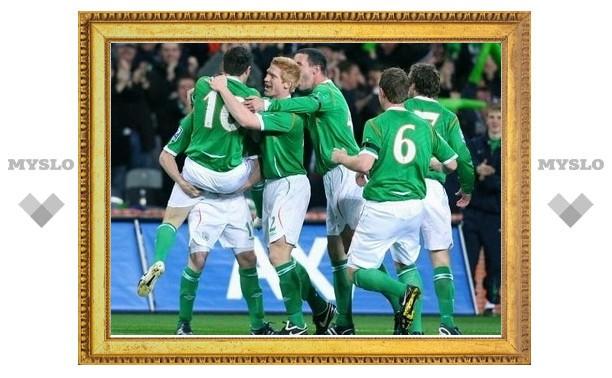 Ирландия намерена стать 33-м участником чемпионата мира