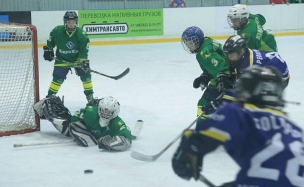 В Новомосковске стартует международный турнир по хоккею на Кубок «ЕвроХима»