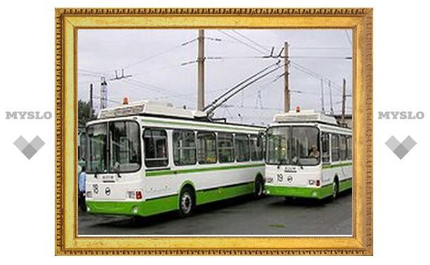 Управление транспорта Тулы уклонялось от заключения контрактов
