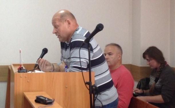 Главный свидетель по делу Прокопука подал ходатайство об отказе от дачи показаний