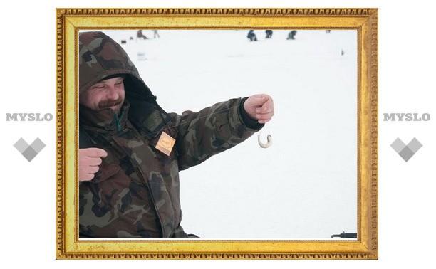 В Новомосковске прошел турнир по спортивной ловле