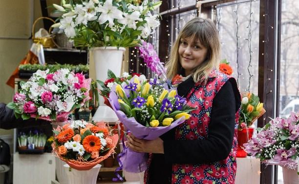 Антикризисный букет: Во сколько тулякам обойдутся цветы к 8 Марта